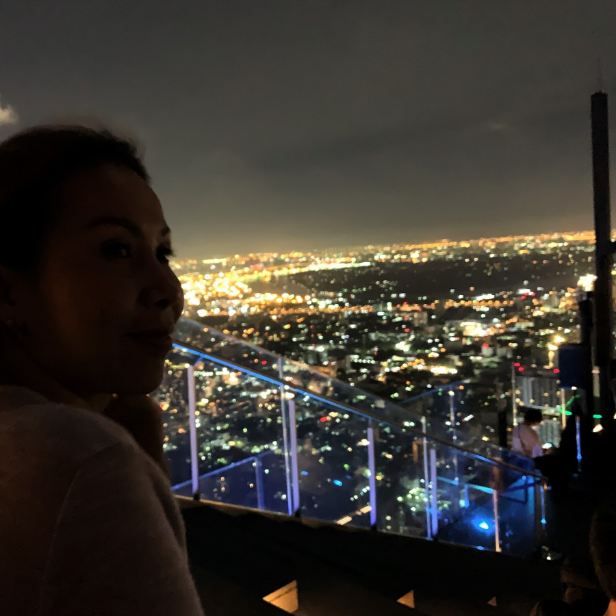 マハナコン夜景